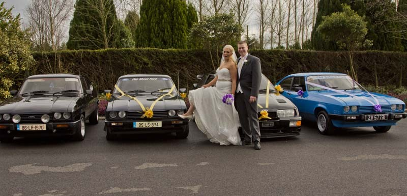 Wedding Photos in Mount Wolseley Hotel, Carlow with Roisín and Evan