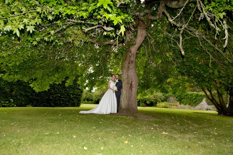 Wedding Photography at Leixlip Manor and Gardens; Co. Kildare with Sinéad and Steven